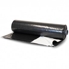 Black/White Plastic Sheeting in various sizes