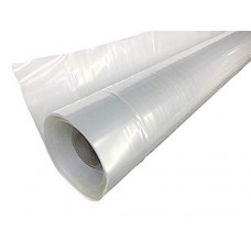 Poly-Cover Plastic Sheeting 4 mil 3' x 500' Clear