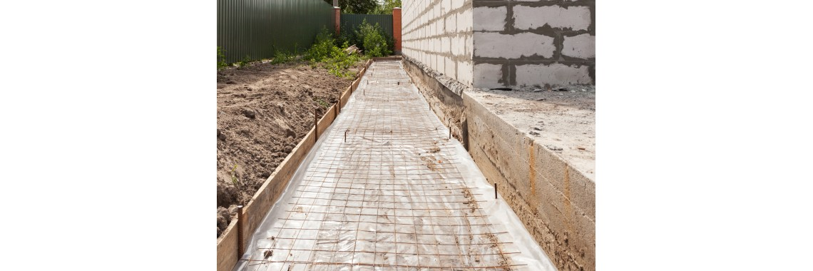 Concrete Underlayment